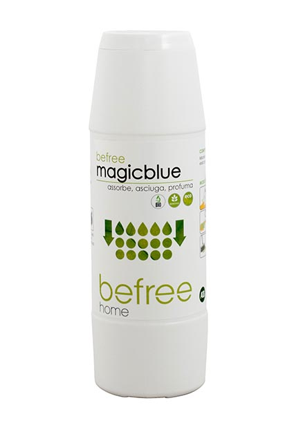 magic blue befree
