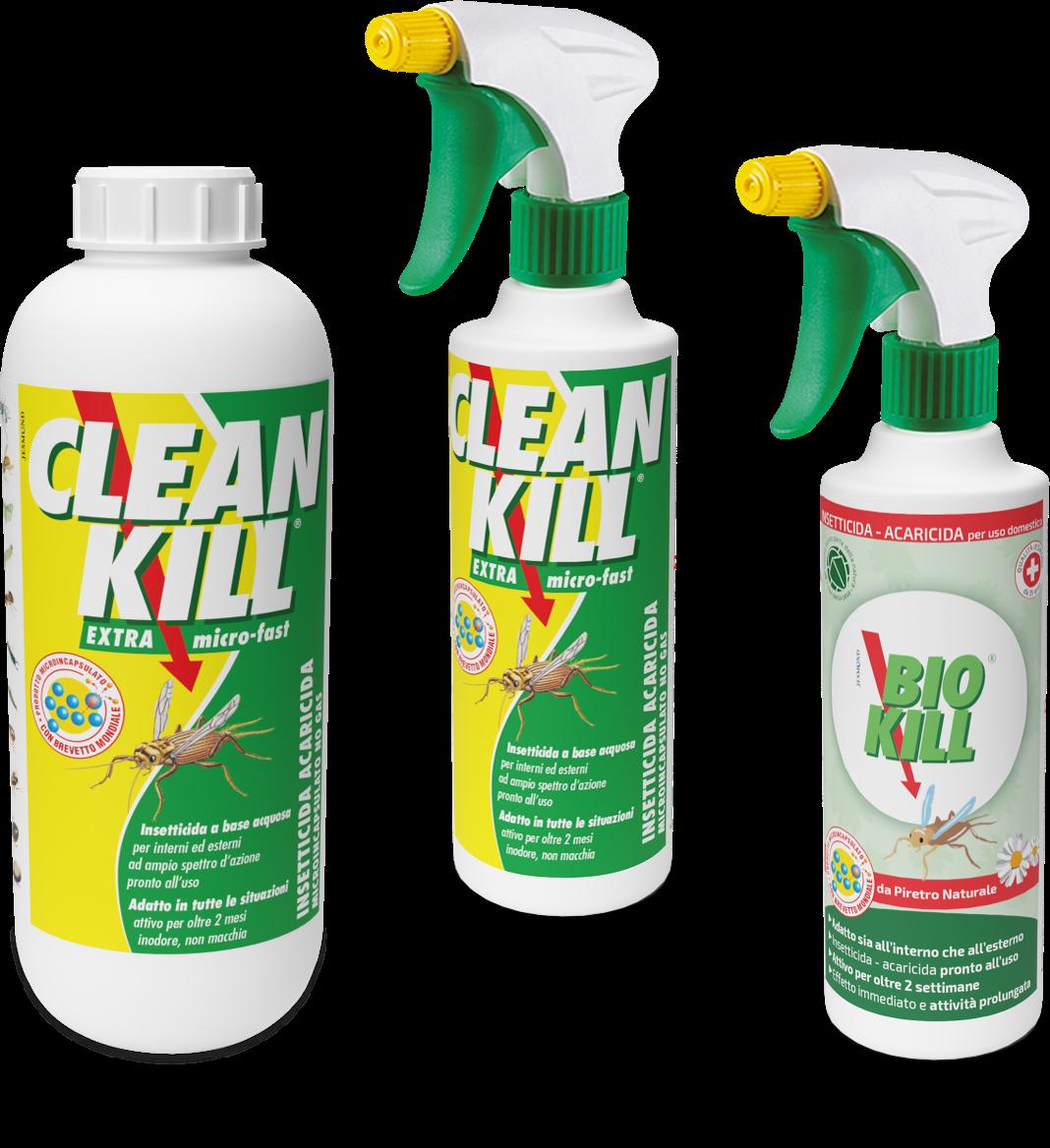 biokill gruppo prodotti