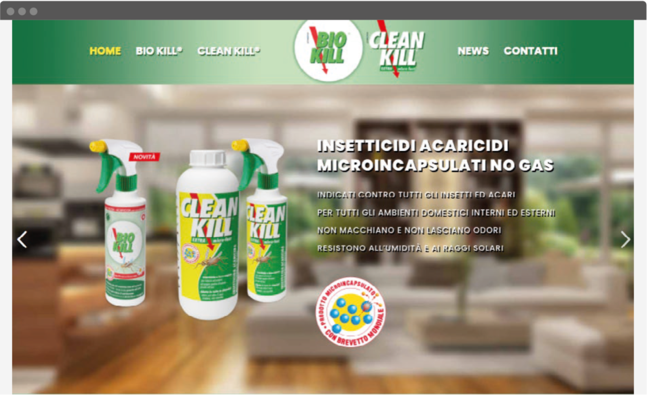 biokill sito ufficiale